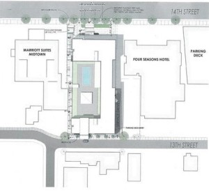 Dual Branded Site Plan