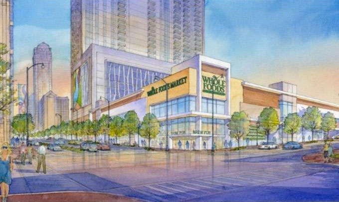 Whole Foods Organic Grocer - Sold this 96,000 sq ft while city block twice over 20 years. Represented the Toronto Dominion Bank the first time and Novare Group the second time. Related Companies plans to construct 400 units and a 66,000 sq ft Whole Foods beginning in Jan 2016.