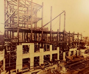 Flatiron construction
